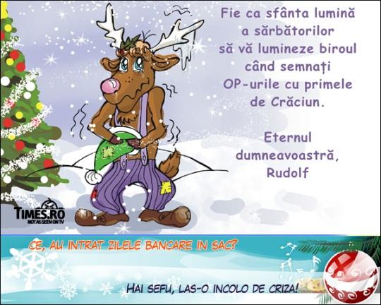 Rudolf si sefii
