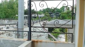 O alta vedere din balcon